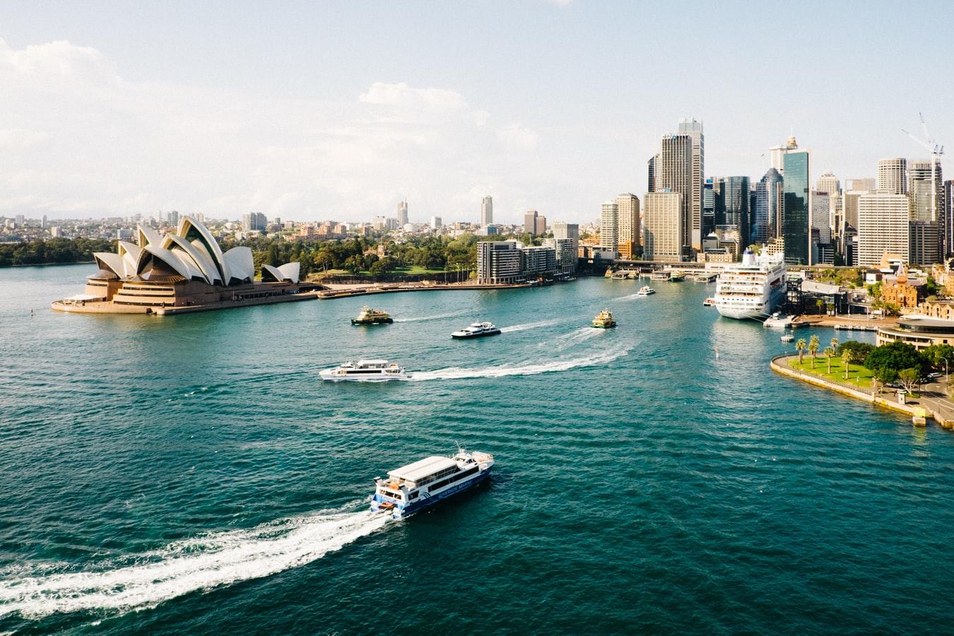 白本申请澳洲签证
